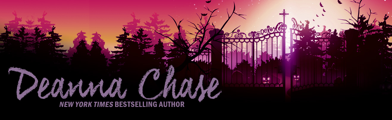 Deanna Chase: New York Times Bestselling Author