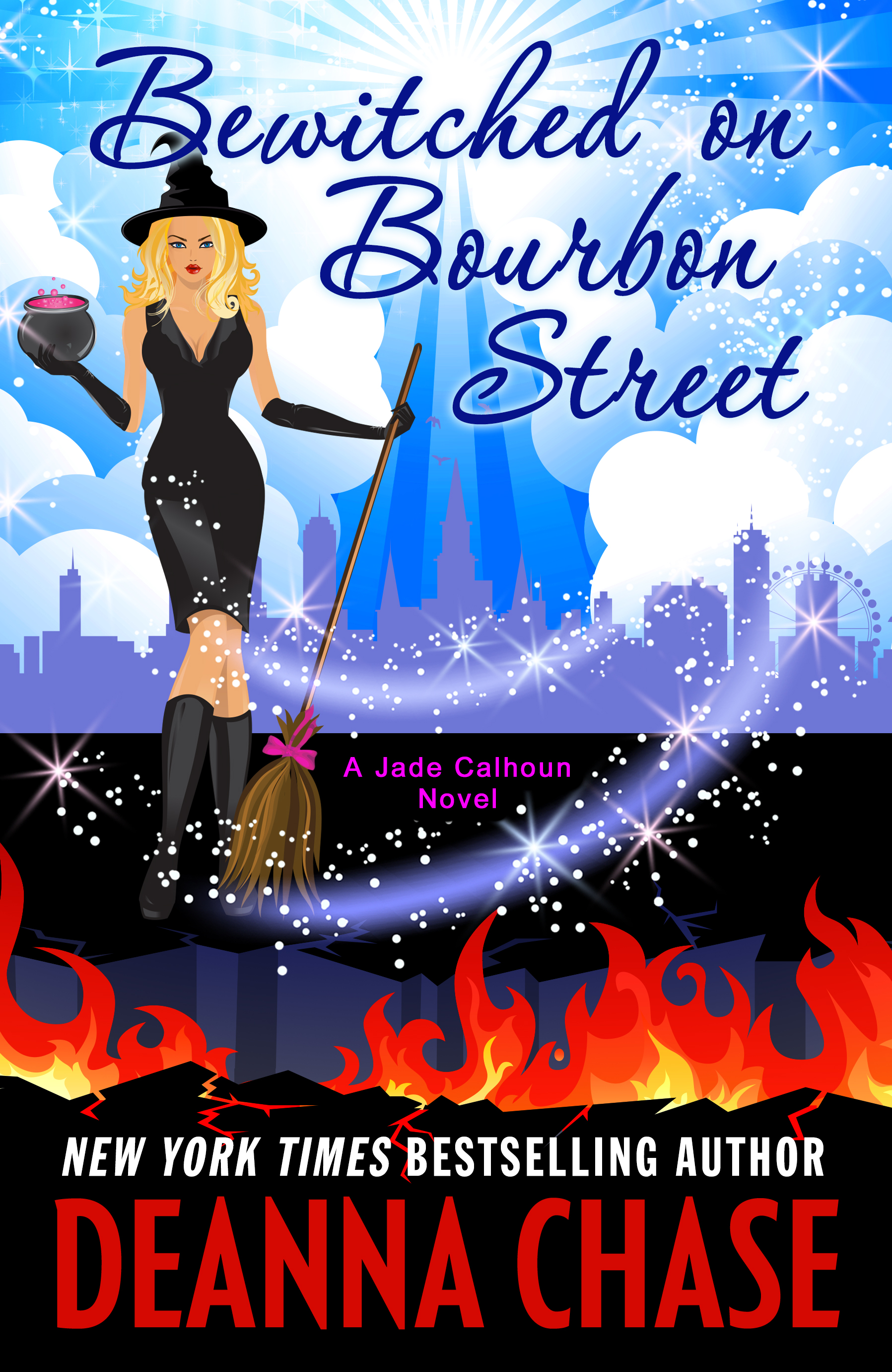 Bewitched On Bourbon Street Is Here!