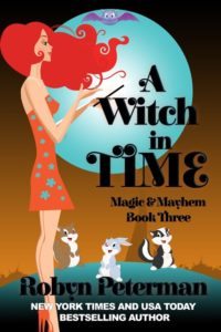 DOWNLOAD FREE A Witch in Time Robyn Peterman