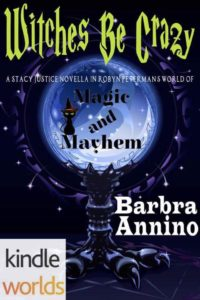 DOWNLOAD FREE Witches Be Crazy Barbra Annino