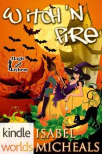 DOWNLOAD FREE Witch 'n Fire Isabel Micheals