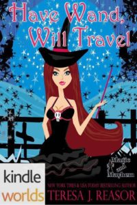 DOWNLOAD FREE Have Wand, Will Travel Teresa J. Reasor