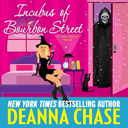 Incubus of Bourbon Street audiobook by Deanna Chase