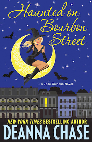 Haunted on Bourbon Street by Deanna Chase