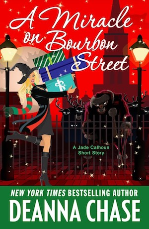 A Miracle on Bourbon Street by Deanna Chase