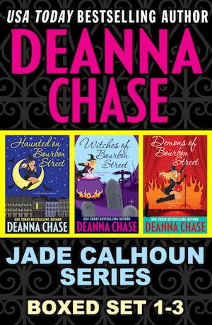 Jade Calhoun Series Boxed Set by Deanna Chase