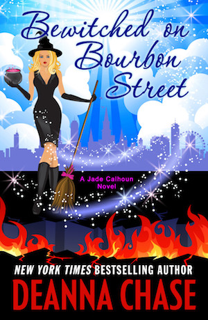 Bewitched of Bourbon Street by Deanna Chase