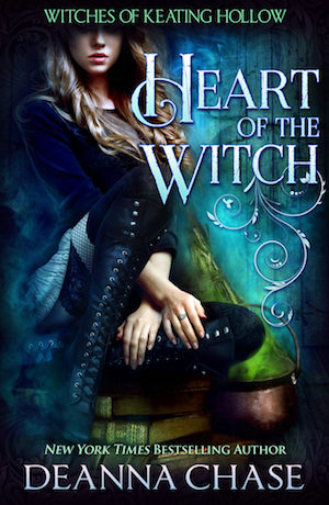 Heart of the Witch by Deanna Chase