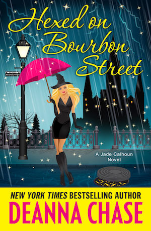 Hexed on Bourbon Street by Deanna Chase
