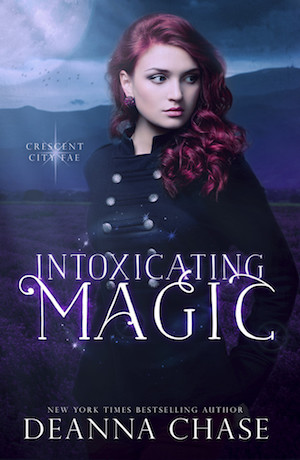 Intoxicating Magic by Deanna Chase