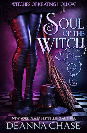 Soul of the Witch by Deanna Chase