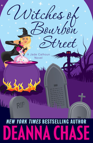 Witches of Bourbon Street by Deanna Chase