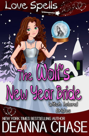 The Wolf's New Year Bride by Deanna Chase