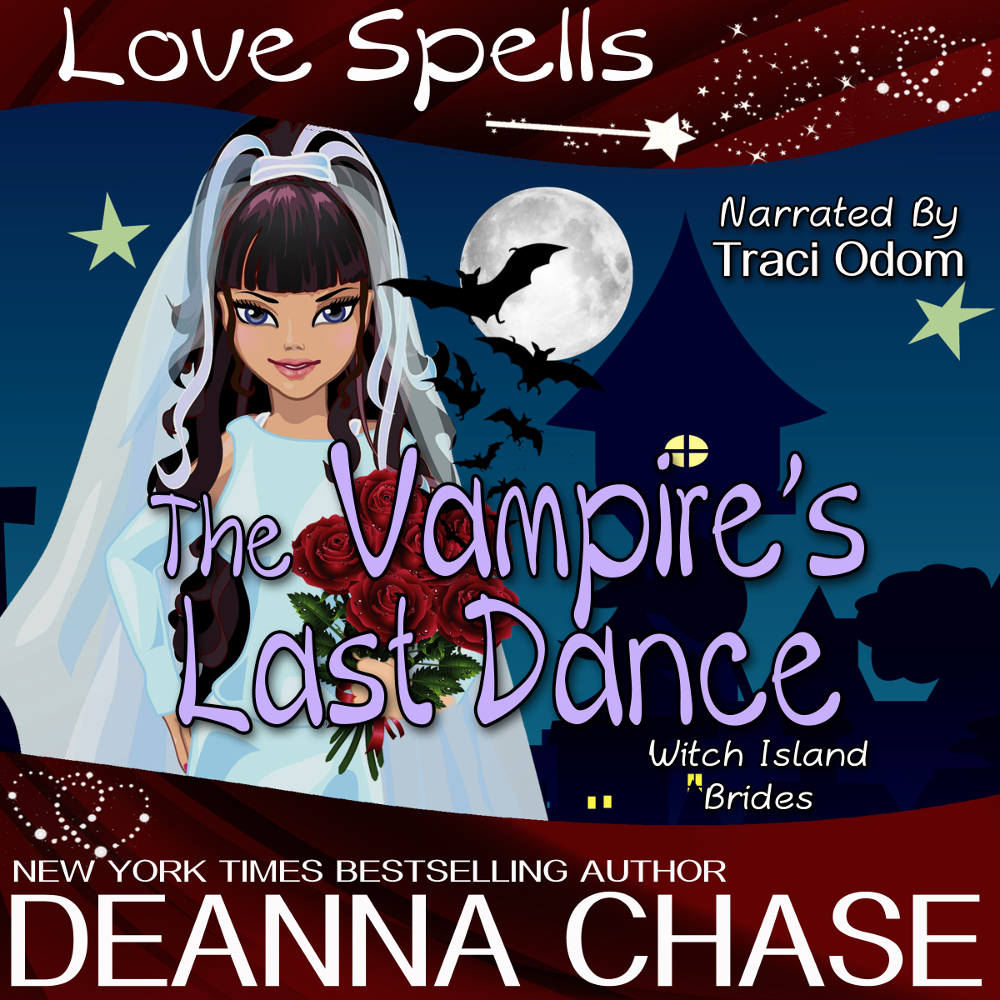 The Vampire's Last Dance audiobook by Deanna Chase