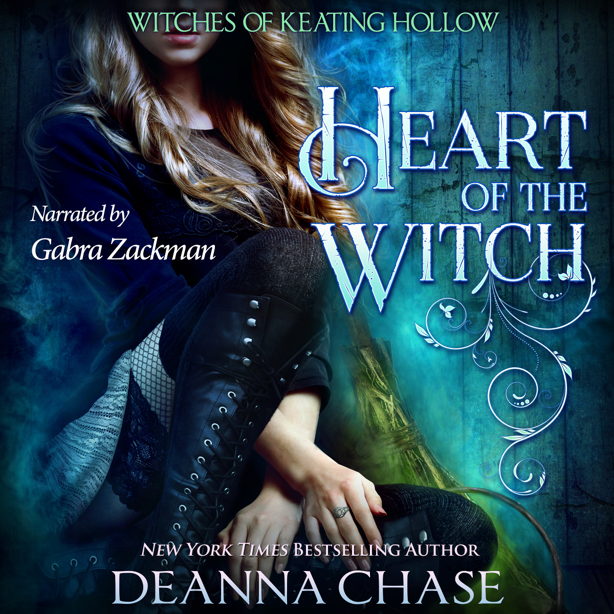 Heart of the Witch audiobook by Deanna Chase
