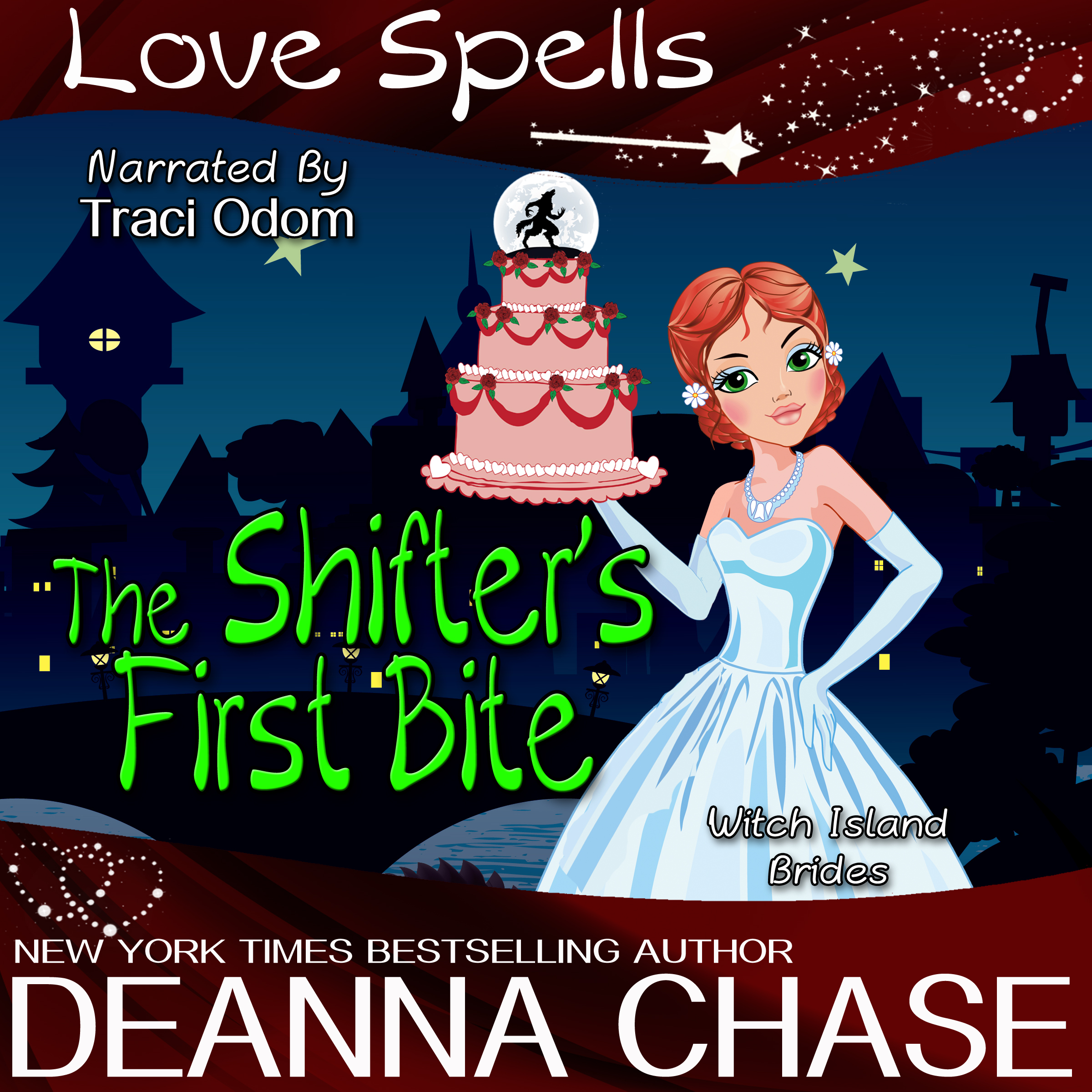 The Shifter's First Bite audiobook by Deanna Chase