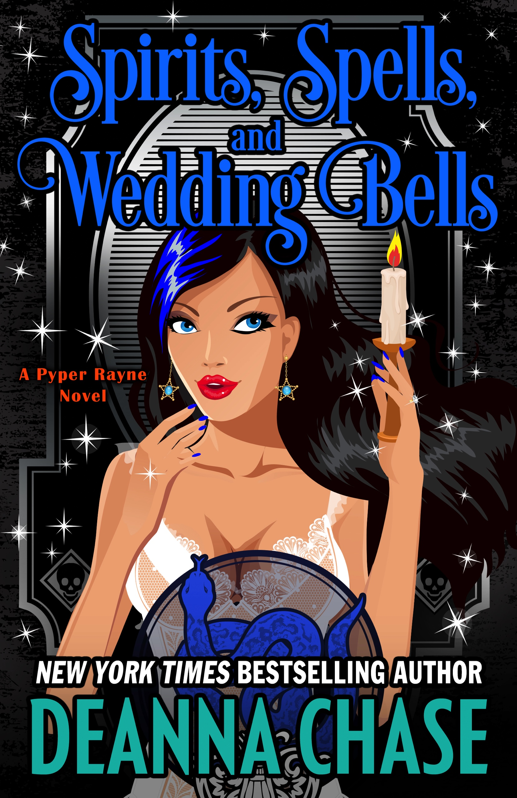 Spirits, Spells, and Wedding Bells