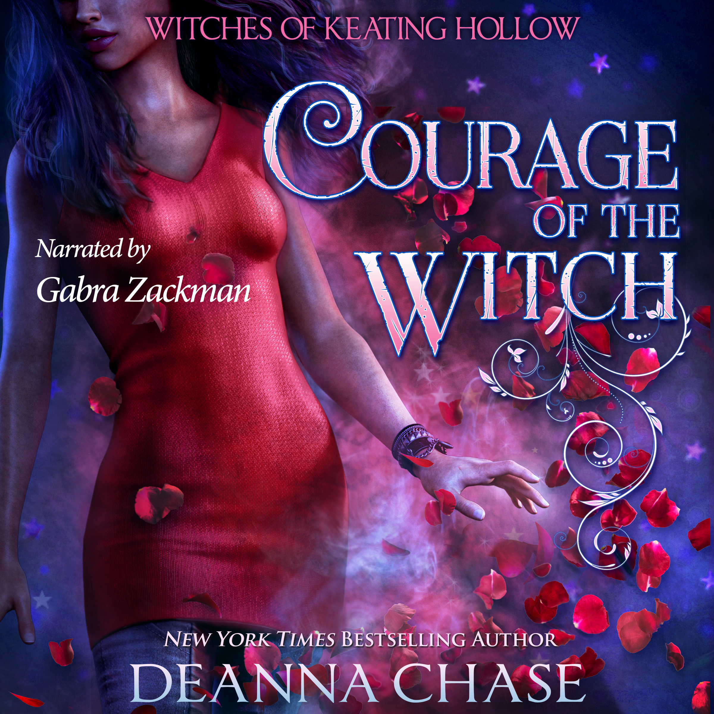 Courage of the Witch audiobook by Deanna Chase