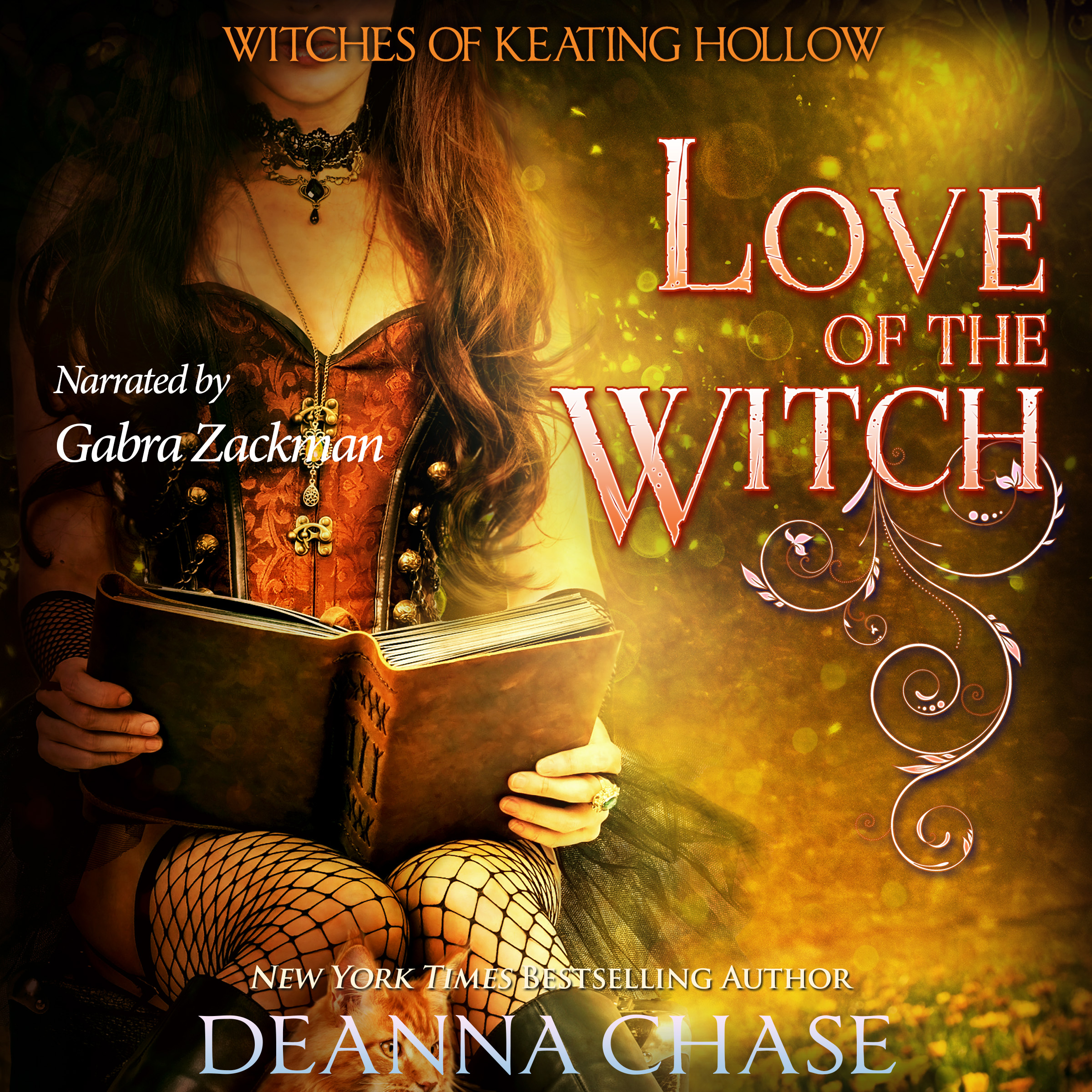 Love of the Witch audiobook by Deanna Chase