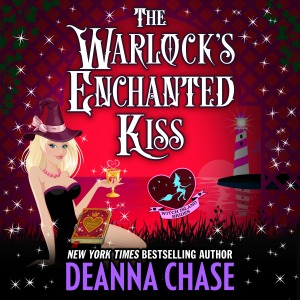 The Warlock's Enchanted Kiss audiobook by Deanna Chase