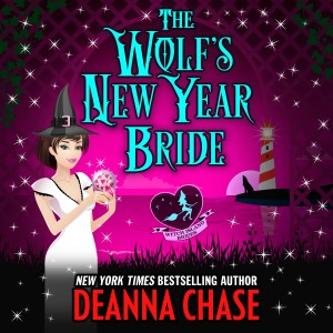 The Wolf's New Year Bride audiobook by Deanna Chase