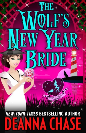 The Wolf's New Year Bride