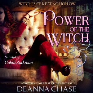 Power of the Witch audiobook by Deanna Chase