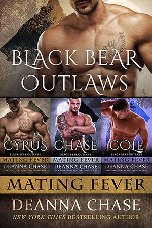 Black Bear Outlaws Boxed Set, Books 1-3