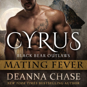Cyrus audiobook by Deanna Chase