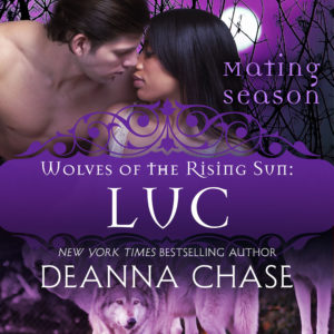 Luc audiobook by Deanna Chase