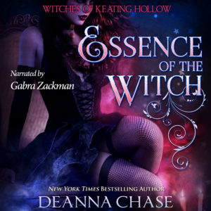 Essence of the Witch audiobook by Deanna Chase