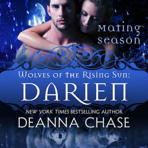 Darien audiobook by Deanna Chase