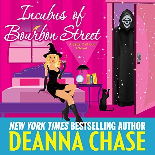 Audiobook cover for Incubus of Bourbon Street audiobook by Deanna Chase
