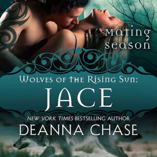 Audiobook cover for Jace audiobook by Deanna Chase