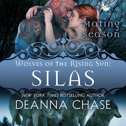 Audiobook cover for Silas audiobook by Deanna Chase