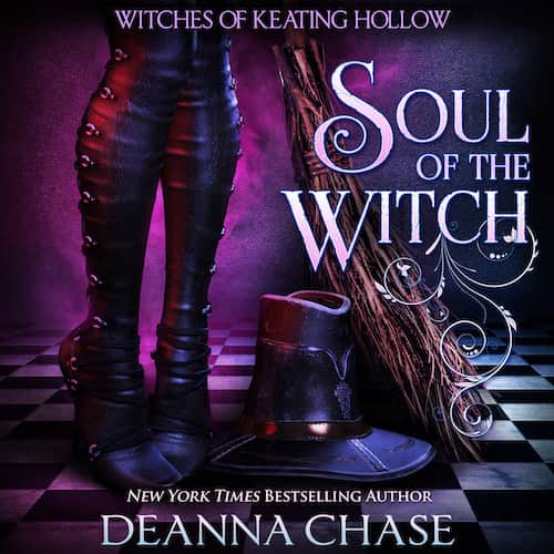 Soul of the Witch (audiobook) by Deanna Chase