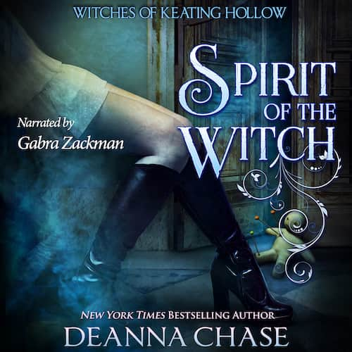 Spirit of the Witch audiobook by Deanna Chase