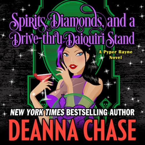 Spirits, Diamonds, and a Drive-thru Daiquiri Stand audiobook by Deanna Chase