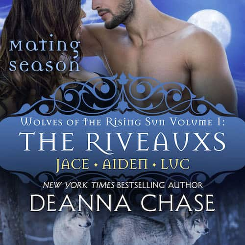 The Riveauxs audiobook by Deanna Chase