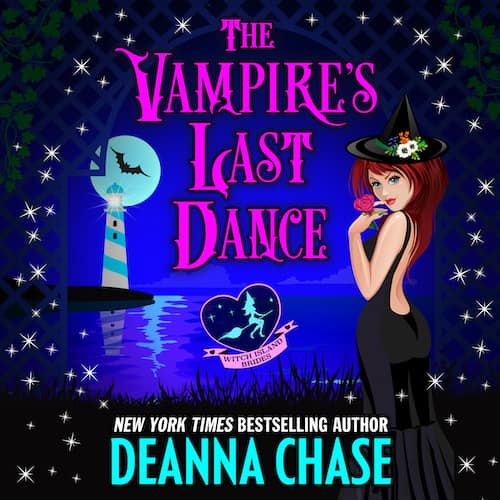 Audiobook cover for The Vampire's Last Dance audiobook by Deanna Chase