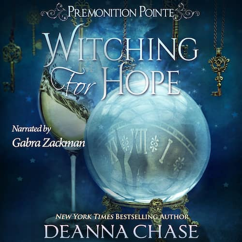 Audiobook cover for Witching for Hope audiobook by Deanna Chase