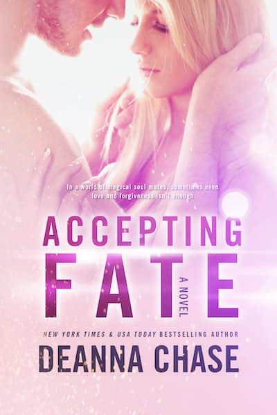 Book cover for Accepting Fate by Deanna Chase