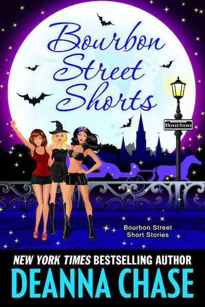 Book cover for Bourbon Street Shorts by Deanna Chase