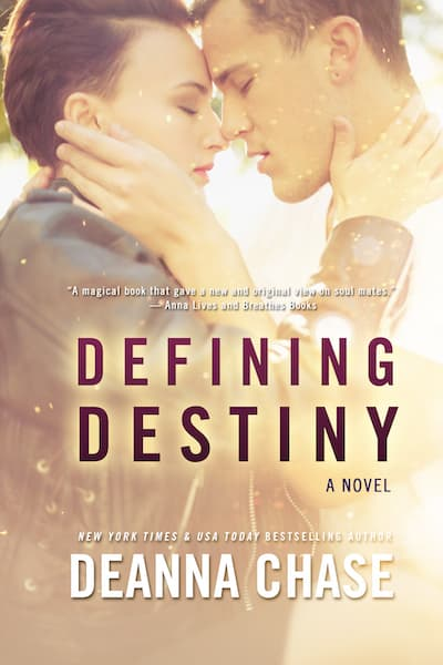 Book cover for Defining Destiny by Deanna Chase