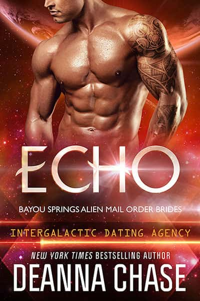 Book cover for Echo by Deanna Chase