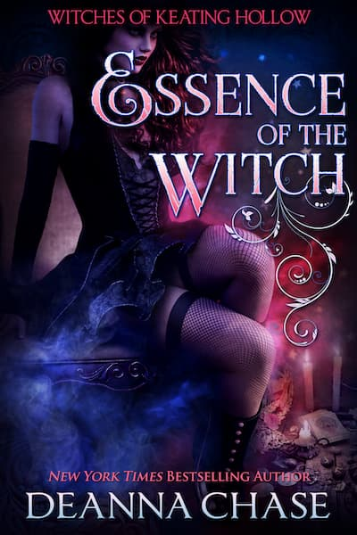 Book cover for Essence of the Witch by Deanna Chase