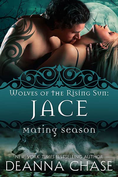 Book cover for Jace by Deanna Chase
