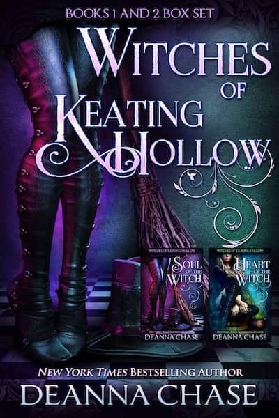 Book cover for Keating Hollow Boxed Set by Deanna Chase
