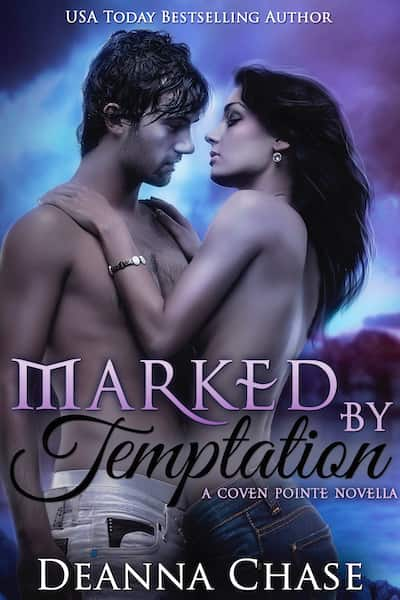 Book cover for Marked by Temptation by Deanna Chase