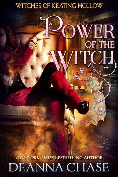 Book cover for Power of the Witch by Deanna Chase